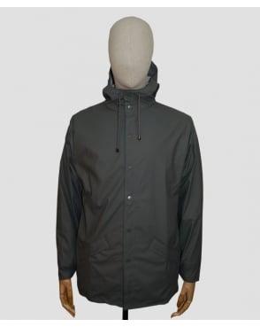 Rains Jacket Grey