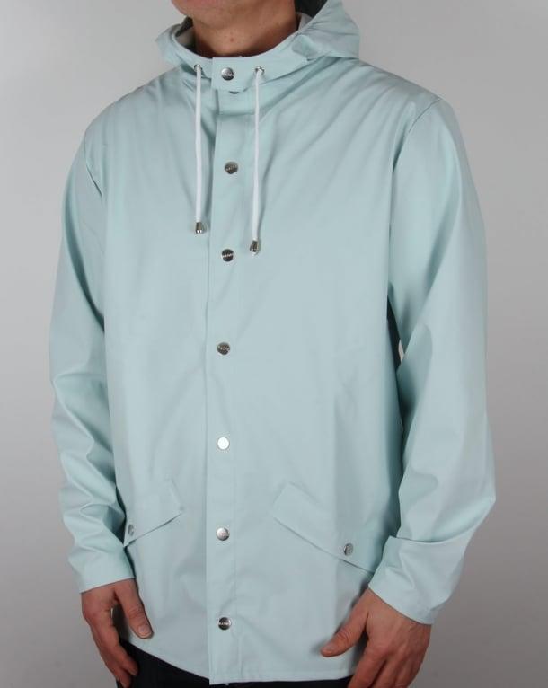 Rains Jacket Wan Blue