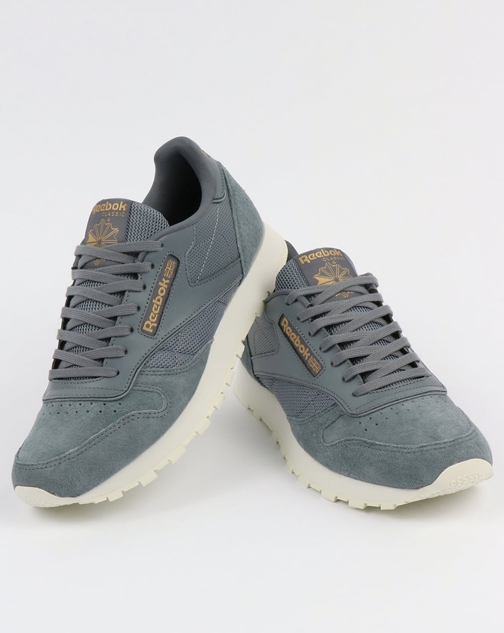 df5e58d048851 Reebok Classic Leather ALR Trainers Asteroid Dust Chalk
