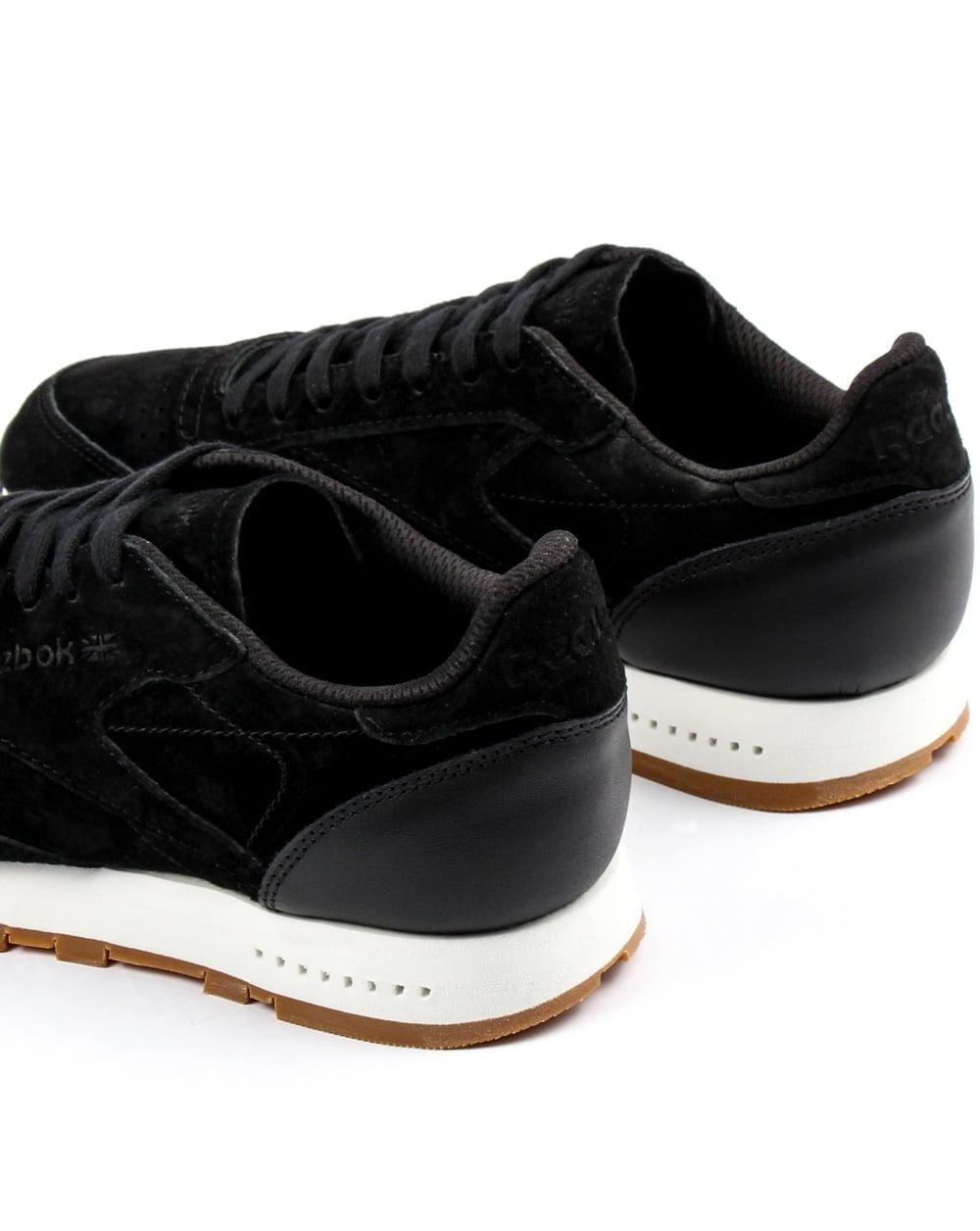 Reebok Classic Leather Sg Trainers Black chalk b2e119bd6b25