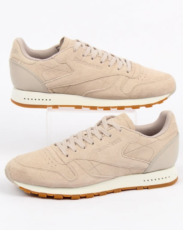 Reebok Classic Leather Sg Trainers Sandstone/chalk