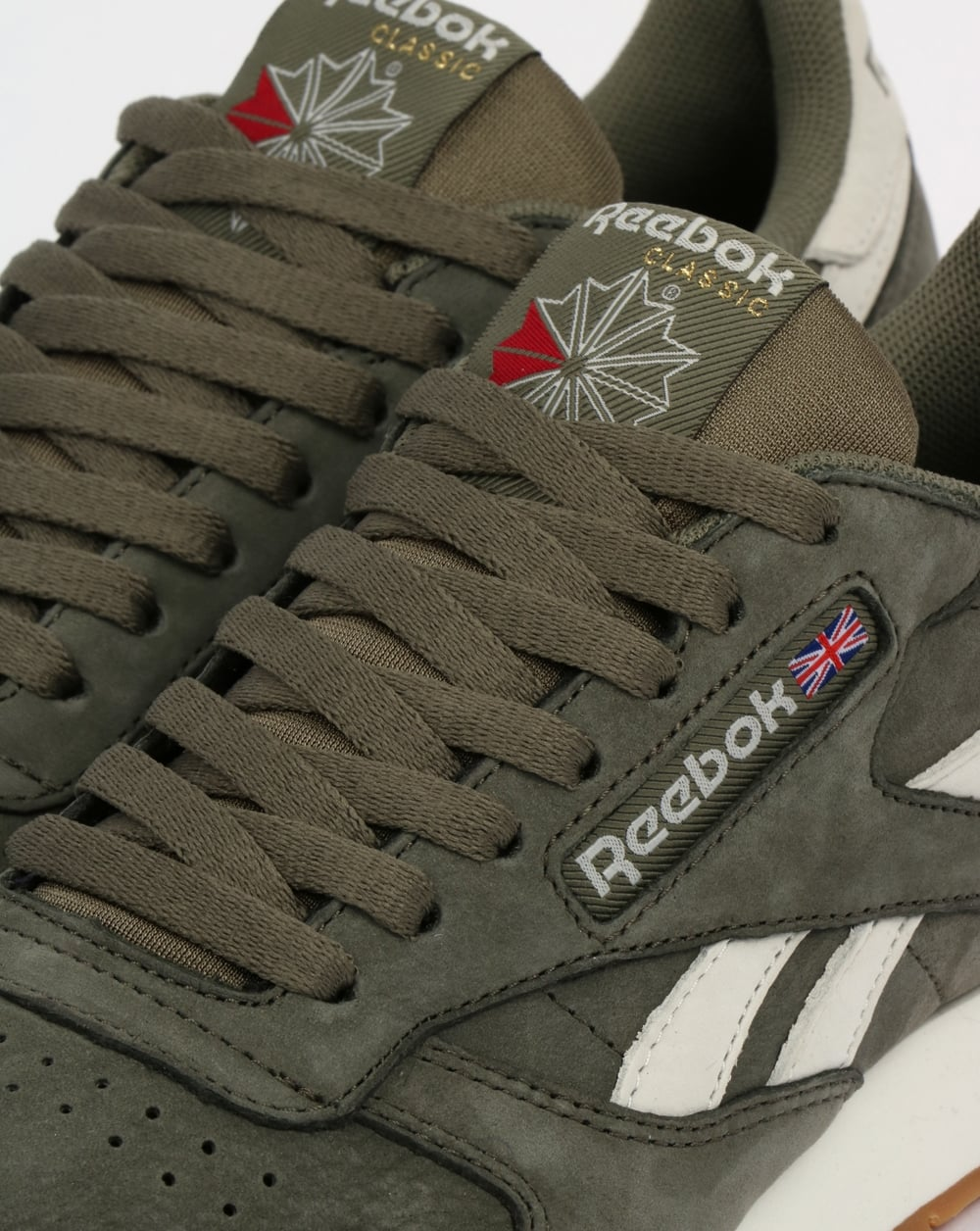 Reebok Classic Leather TL Trainers