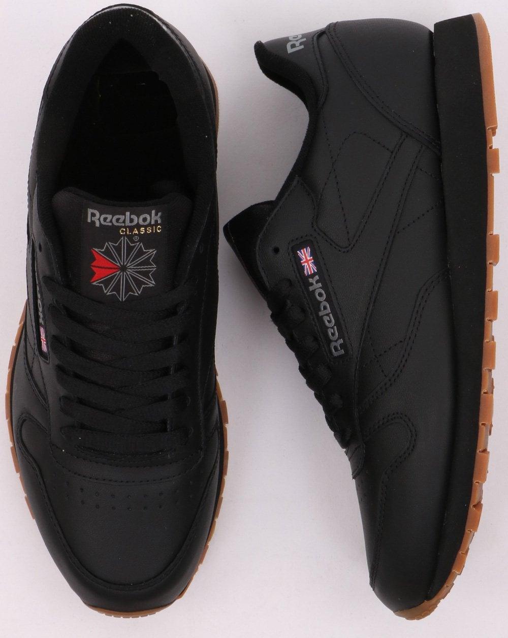 Reebok Classic Leather Gum Sole