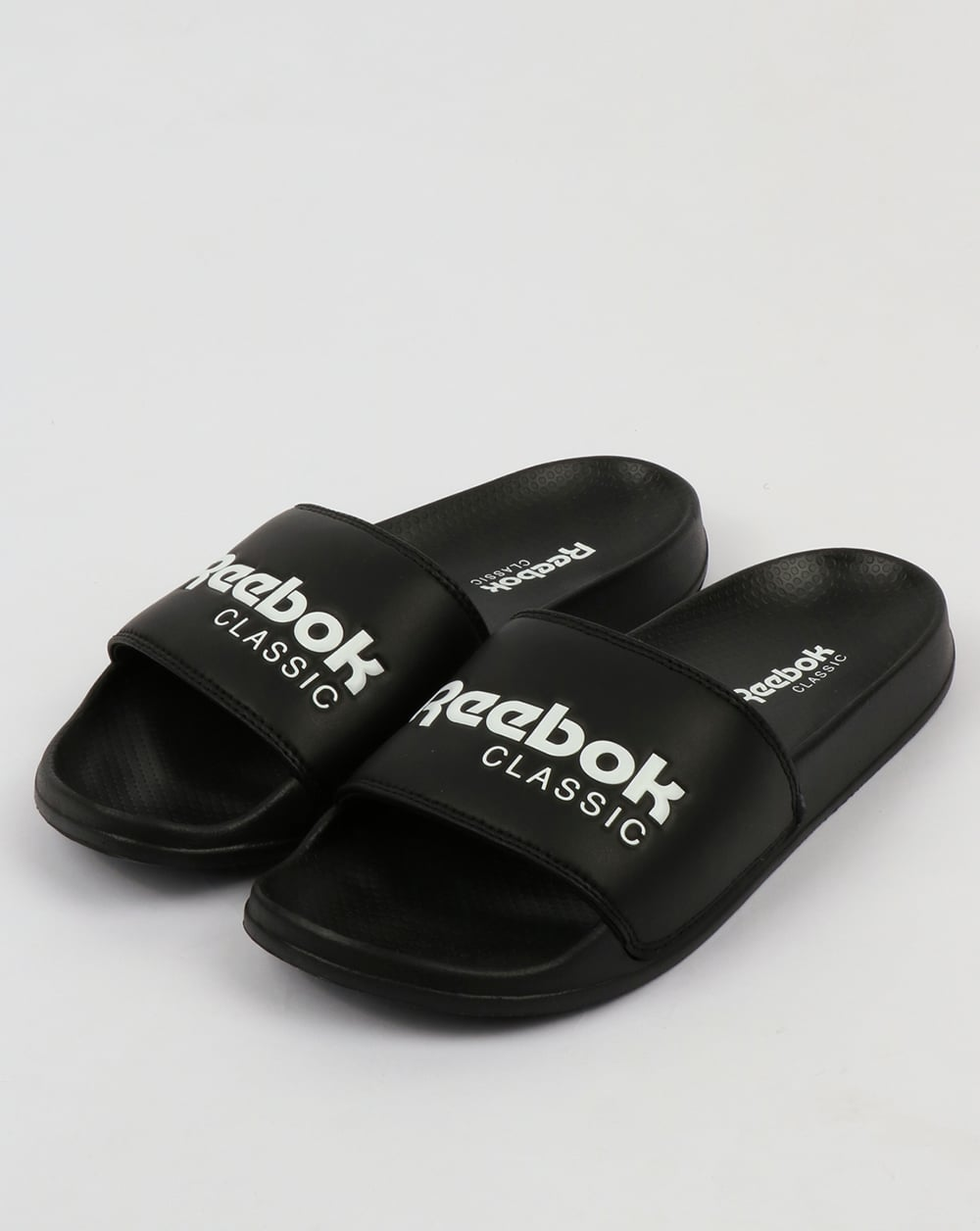 de96b055078f Reebok Reebok Classic Sliders Black
