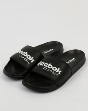Reebok Classic Slides Black