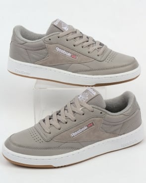 Reebok Club C 85 Estl Trainers Powder Grey