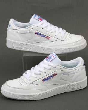 Reebok Club C 85 SO Trainers White/Solid Grey