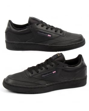 Reebok Club C 85 Trainers Black