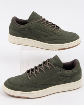 Reebok Club C 85 Wp Trainers Hunter Green/grey