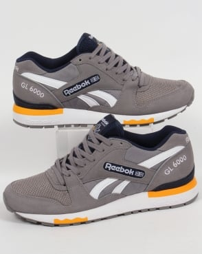 Reebok GL 6000 PP Trainers Grey/Navy