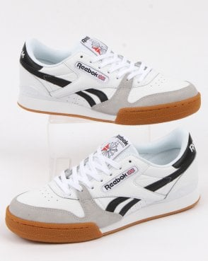 Reebok Phase One Pro Trainer Gum White/black