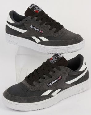 Reebok Revenge Plus Trainers Coal/white