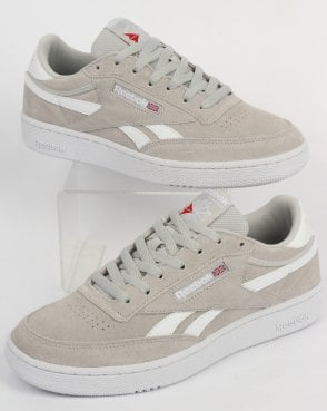 Reebok Revenge Plus Trainers Grey/White
