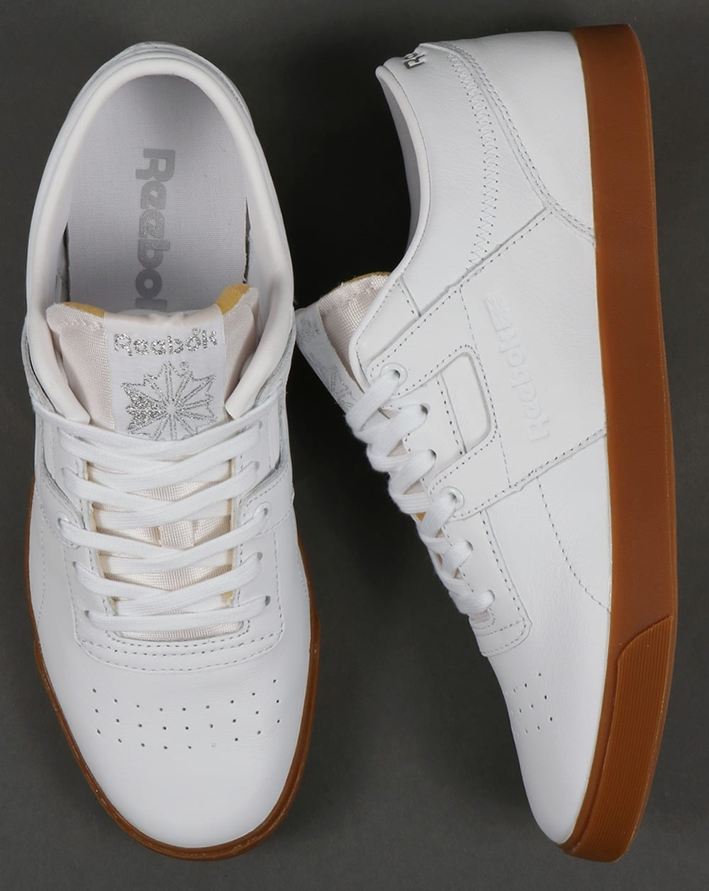 9aceaf867e8 Buy reebok workout white gum   OFF56% Discounted