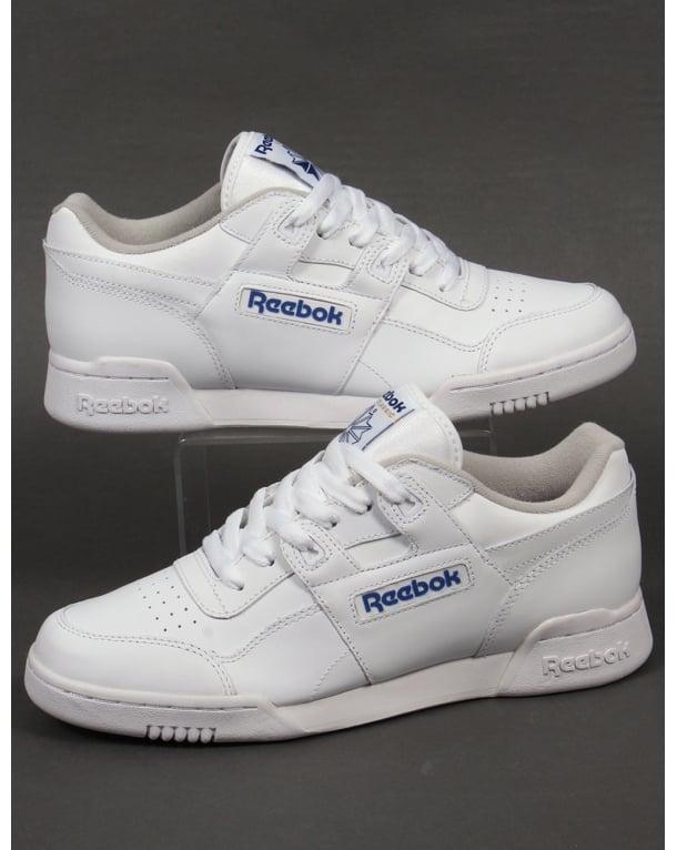 Reebok Workout Plus Chaussures Noires L4TeTUqG