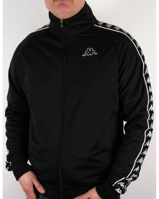 Robe Di Kappa Banda Track Top Black