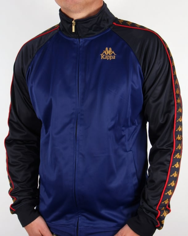 Robe Di Kappa Britannia Track Top Royal Blue/Navy