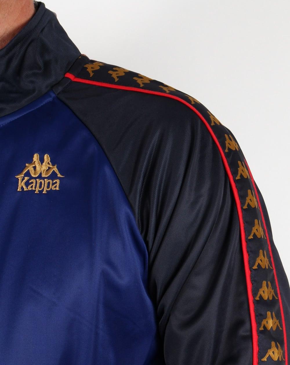 5f347a0e Robe Di Kappa Britannia Track Top Royal Blue/Navy