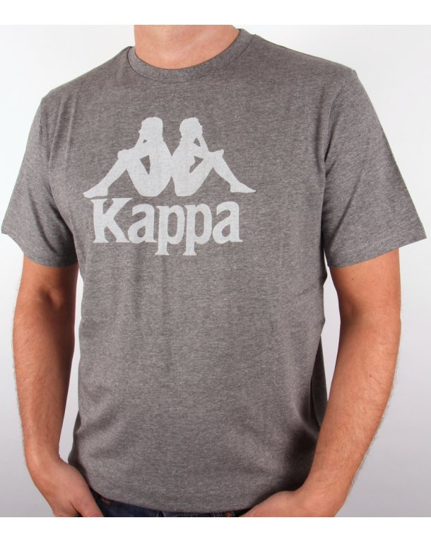 Robe Di Kappa Deliou 2 Pack T-shirts Dark Grey