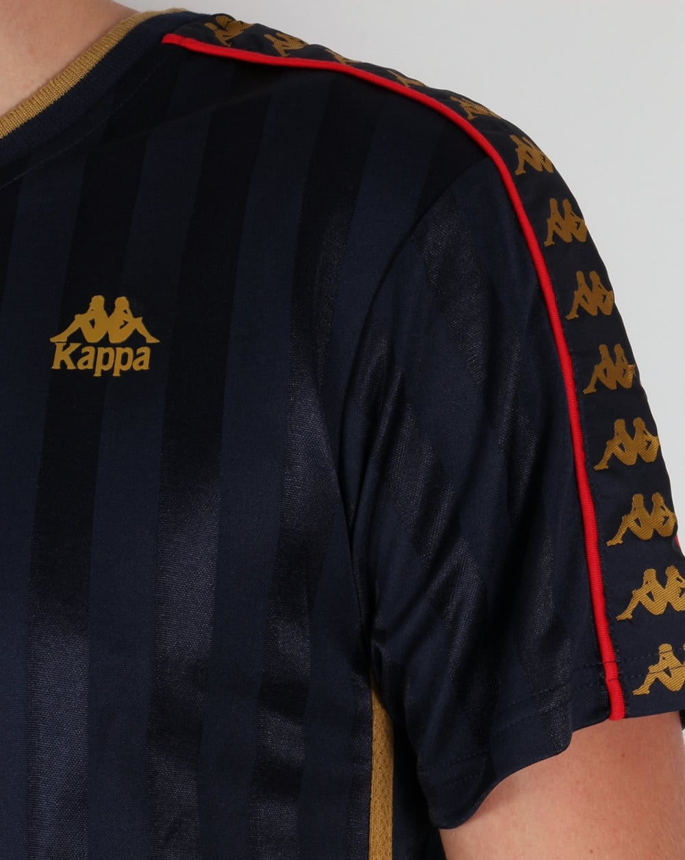Robe Di Kappa Ewood T-shirt Navy,football,tee,mens