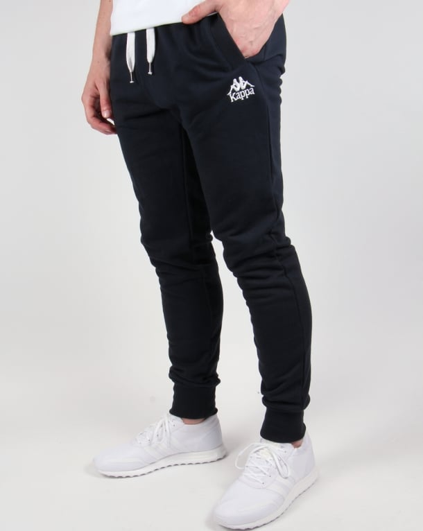Robe Di Kappa Fratton Track Bottoms Navy
