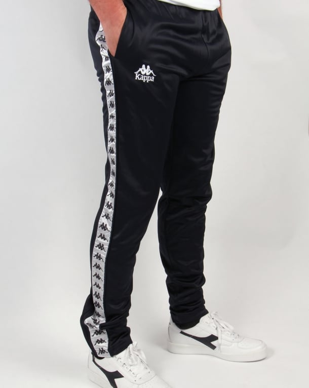 Robe Di Kappa Glanford Taping Track Bottoms Navy