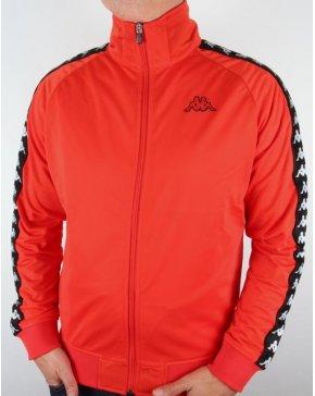 Robe Di Kappa Logo Track Top Orange