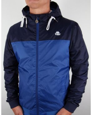 Robe Di Kappa Marcia Windbreaker Navy/royal