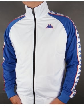 Robe Di Kappa Olympic Track Top White/royal