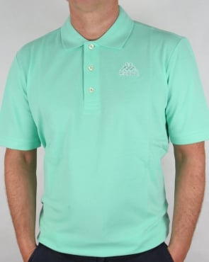 Robe di Kappa Omini Polo Shirt Light Green