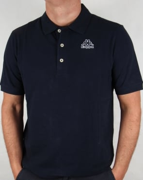 Robe di Kappa Omini Polo Shirt Navy