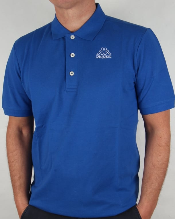 Robe di Kappa Omini Polo Shirt Royal Blue