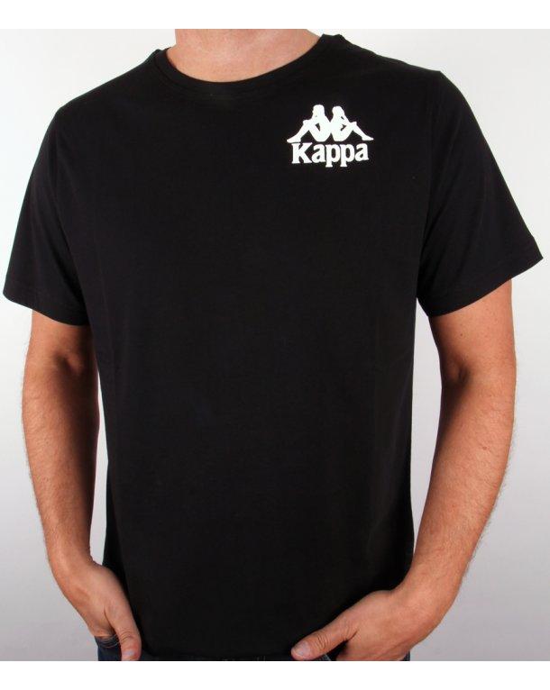 Robe Di Kappa Vadella Logo T-shirt Black