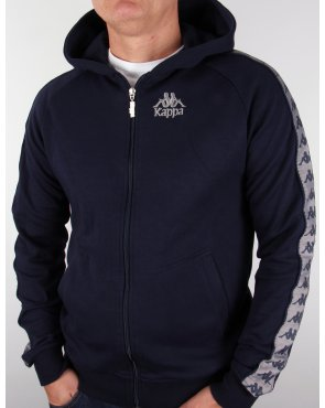 Robe Di Kappa Warsus Track Top Navy/grey