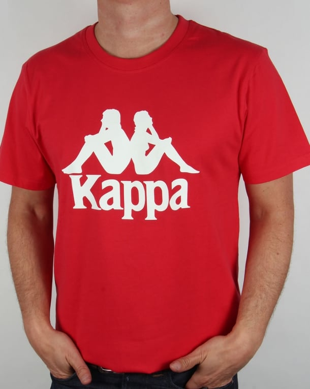 Robe Di Kappa Whaddon T-shirt Red