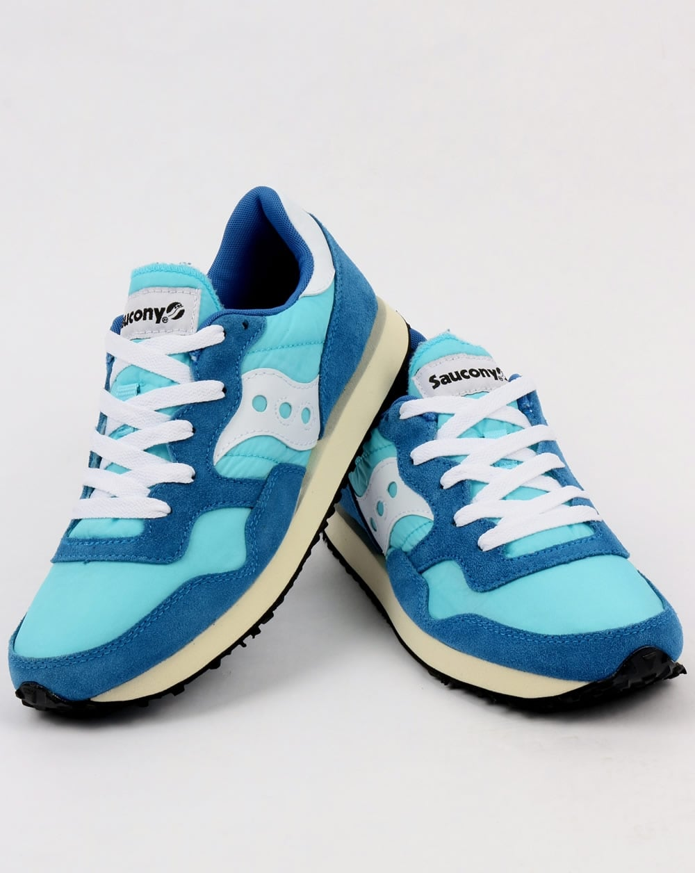 Saucony DXN Vintage Trainers BlueWhite