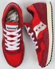 Saucony DXN Vintage Trainers Red/White
