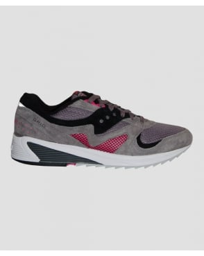 Saucony Grid 8000 Cl Trainers Charcoal