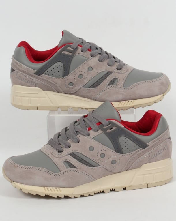 Saucony Grid SD Trainers Grey