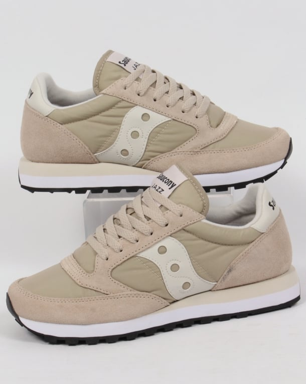 Saucony Jazz Original Trainers Tan