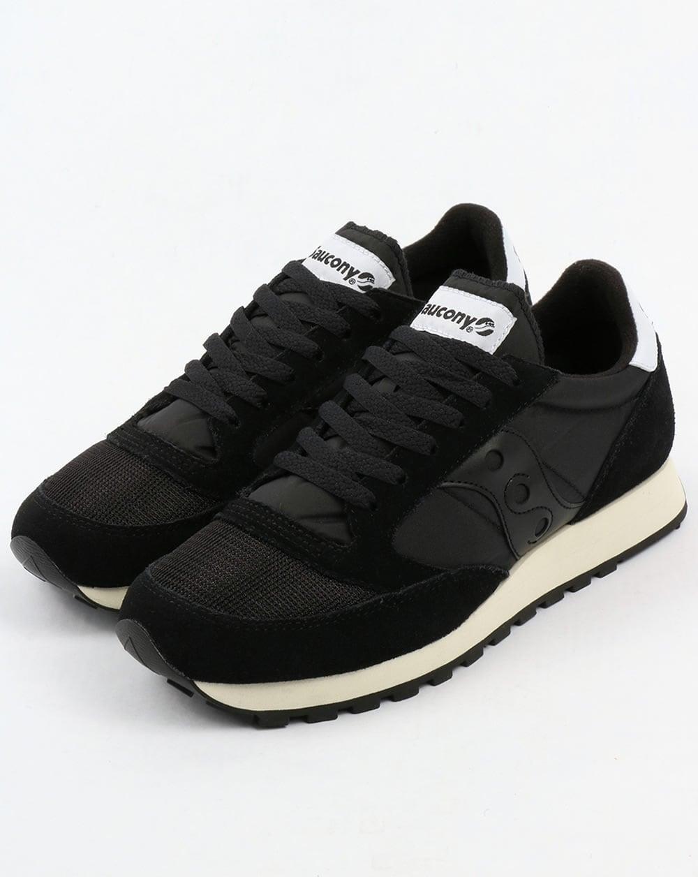 saucony black sneakers