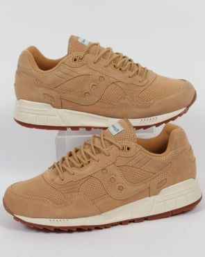 Saucony Shadow 5000 Trainers Wheat