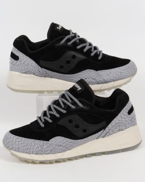 Saucony Shadow 6000 Dirty Snow II Trainers Grey/black