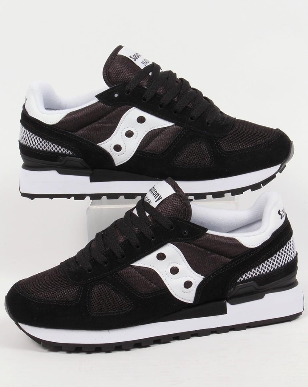 c18679176571 Saucony Saucony Shadow Original Trainers Black