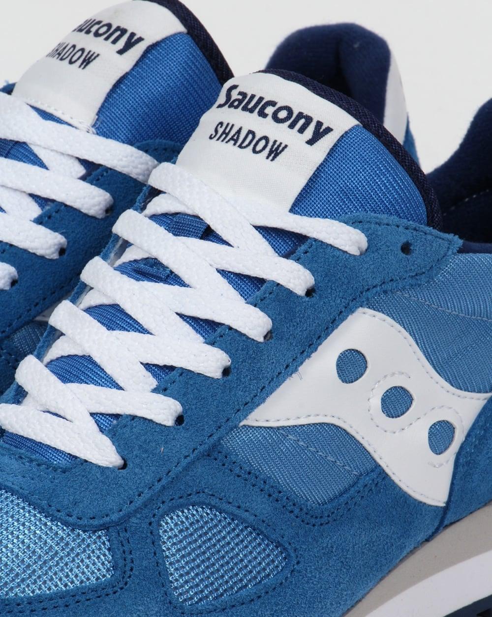 d9e3a7b307e1 Saucony Shadow Original Trainers Light Blue