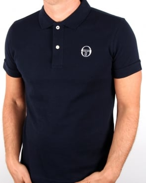 Sergio Tacchini Classic Polo Shirt Navy