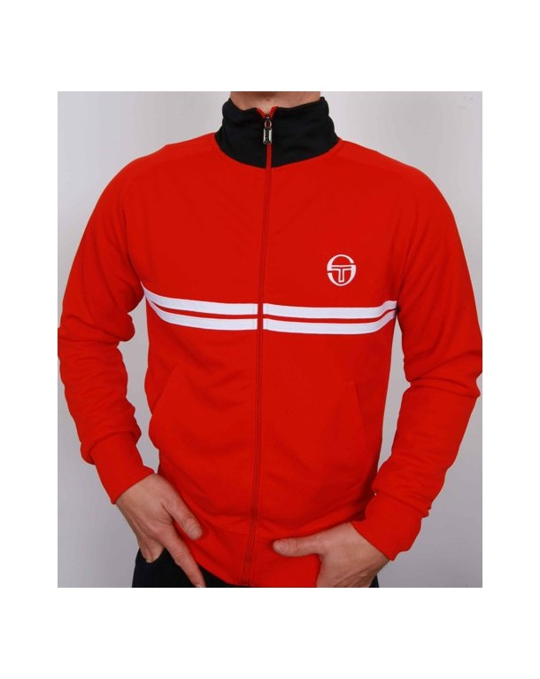 Sergio Tacchini Dallas Track Top Red