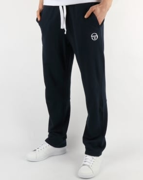 Sergio Tacchini Elbow Track Bottoms Navy