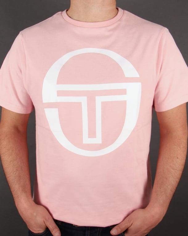 Sergio Tacchini Filberto T-shirt Pink