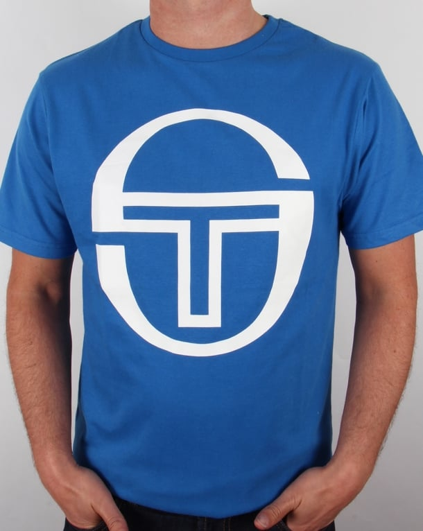 Sergio Tacchini Filberto T-shirt Royal Blue